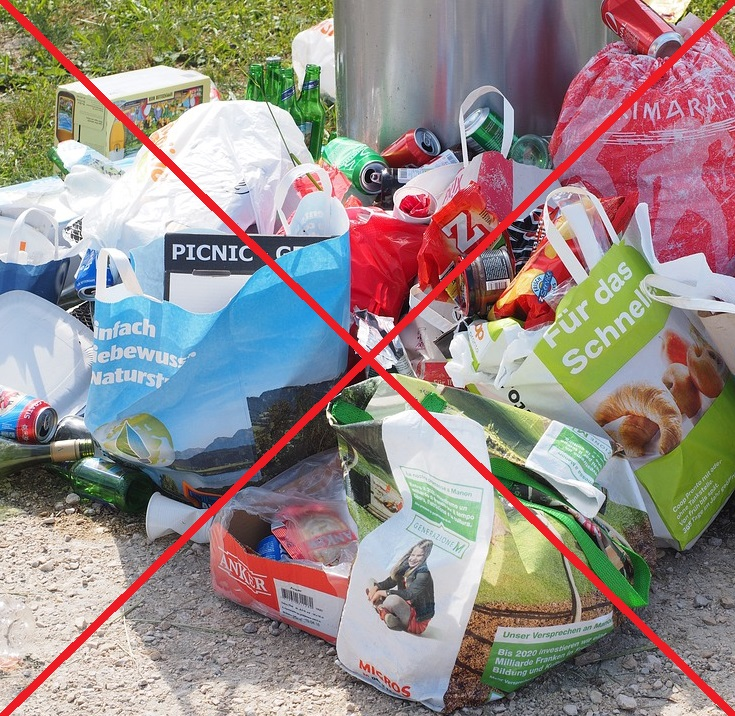 40 Tage Plastikfasten