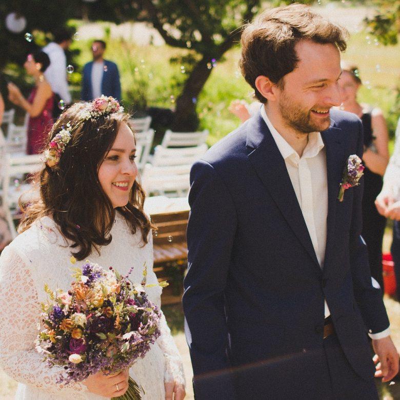 Wie man eine (möglichst) nachhaltige Hochzeit feiert